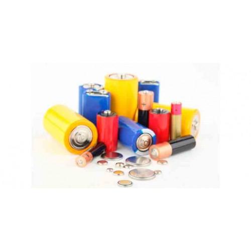 Разновидности батареек и аккумуляторов