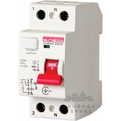 Выключатель дифференциального тока e.rccb.pro.2.25.30 p003004