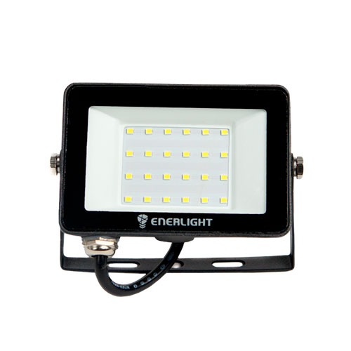 Прожектор LED 20w 6500K IP65 8000LM ENERLIGHT MANGUST