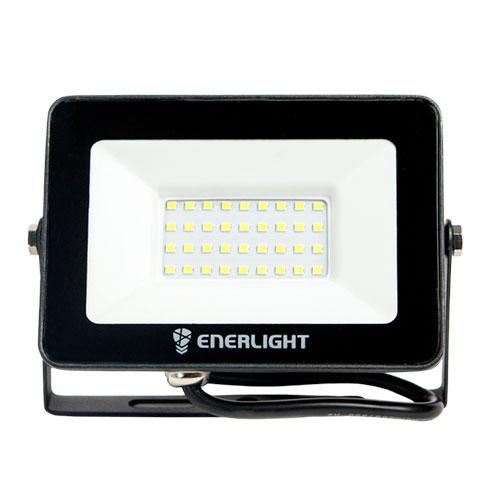 Прожектор LED 30w 6500K IP65 2400LM ENERLIGHT MANGUST