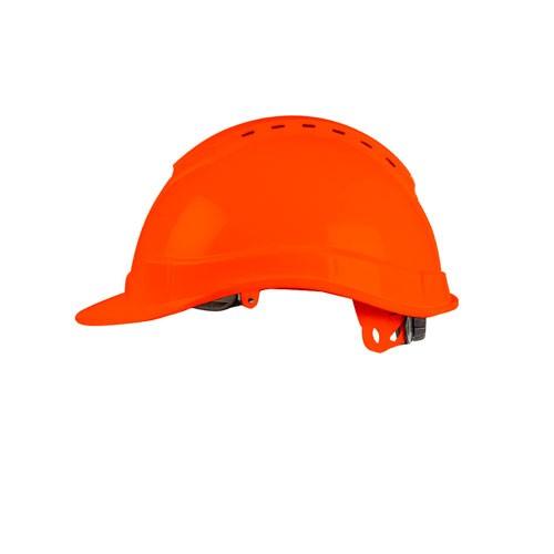 Каска защитная SAFE-GUARD 2000 Оранжевая 2160