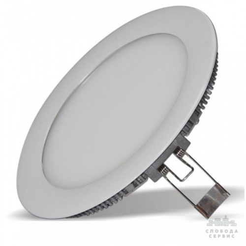 LED панель Lemanso 18W 1100LM 4500K круг / LM404