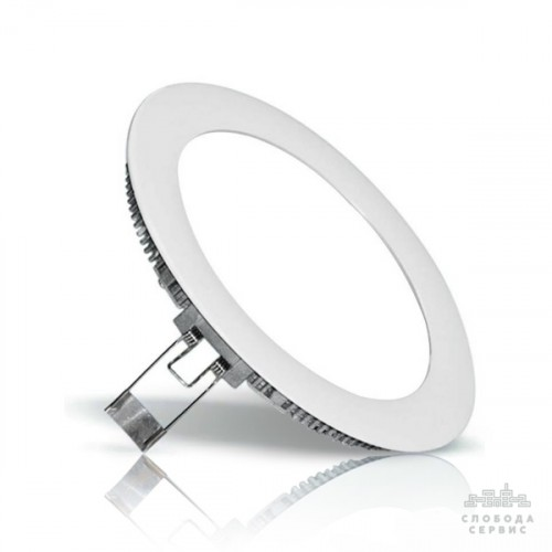 LED панель ABS Lemanso 24W 1800LM 6500K круг / LM465