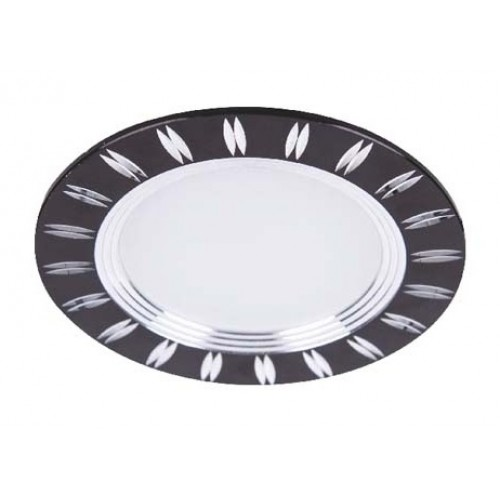 LED панель Lemanso 5W 400LM 4500K чёрная / LM485