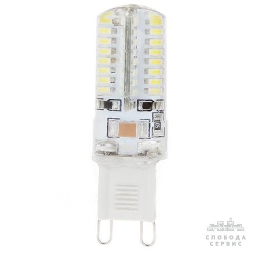 Лампа Lemanso св-ая G9 64LED 3W 230LM 6000K 230V / LM277