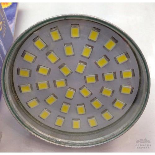 Лампа Lemanso св-ая MR16 4,5W 36LED 2835SMD G5.3 500LM 4500К 230V / LM320