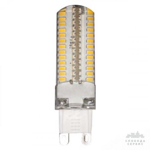 Лампа Lemanso св-ая G9 104LED 5W 380LM 4500К 230V / LM336