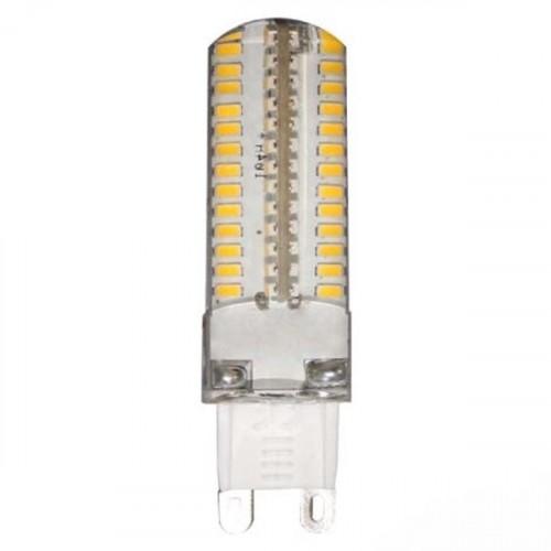 Лампа Lemanso св-ая G4 104LED 5W 230V 360LM 4500K 3014SMD силикон / LM352