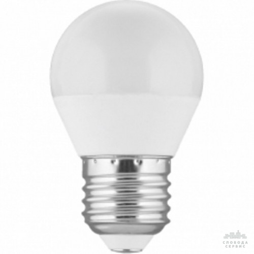 Лампа Lemanso св-ая G45 E27 5.0W 400LM 4500K 220V / LM752