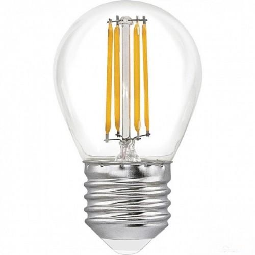 Лампа Lemanso св-ая G45 E27 4W 4LED 420LM 4500K / LM389 шар