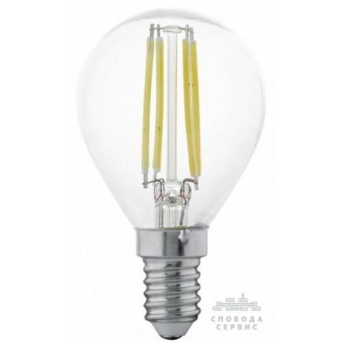 Лампа Lemanso св-ая G45 E14 4W 4LED 420LM 4500K / LM390 шар
