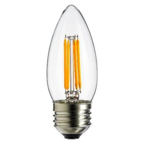 Лампа Lemanso св-ая C35 E27 4W 4LED 420LM 3000K / LM391