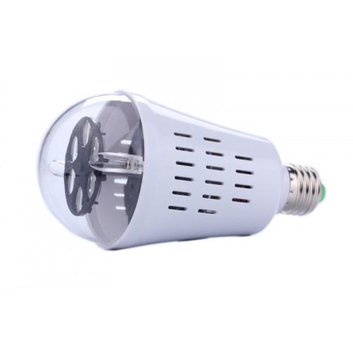 Лампа Lemanso св-ая Маскарад 4W E27 (RGB+White) 230V / LM395