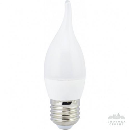 Лампа Lemanso св-ая C37T E27 4,2W 380LM 4500K / LM701 с хвостом