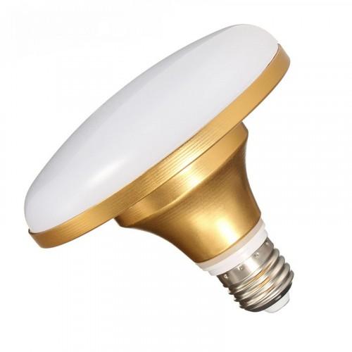 Лампа Lemanso св-ая НЛО 18W E27 1080LM золото 85-265V / LM727