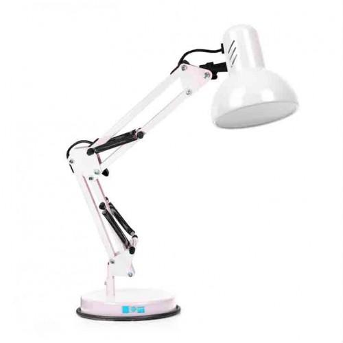 Лампа Настольная Снежинка (белая)
