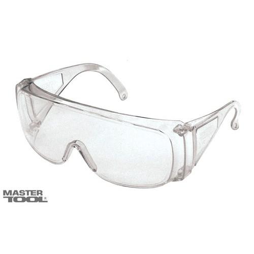 Очки защитные открытые  MASTER TOOL