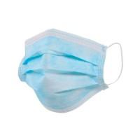 Маска медицинская защитная одноразовая (50 шт)