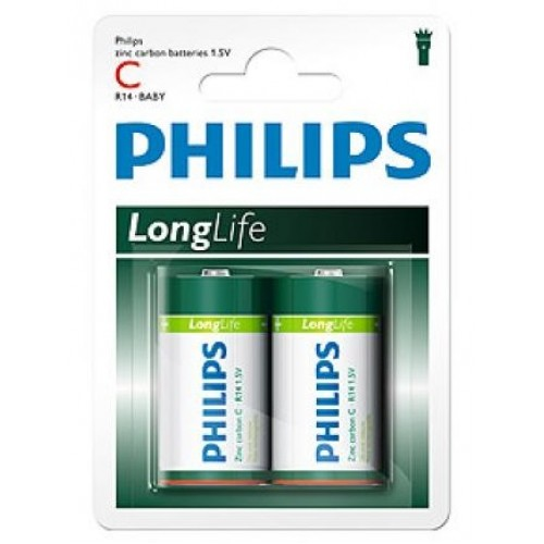 PHILIPS LONG LIFE C BL 2