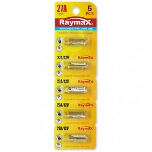 Raymax 27A  12V BL5
