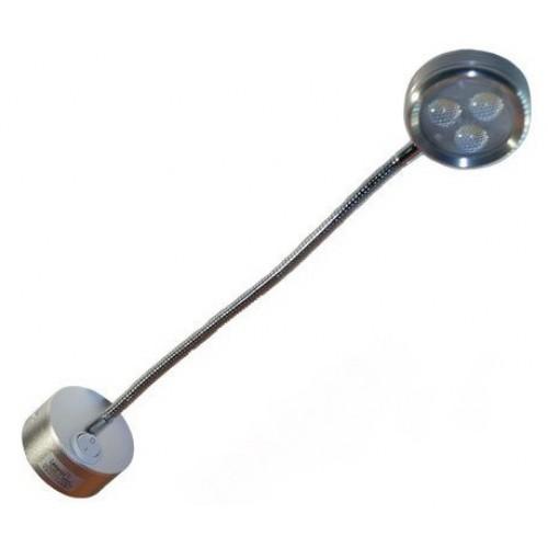 Настольная лампа Lemanso 3W 3LED 6500K / LMN079