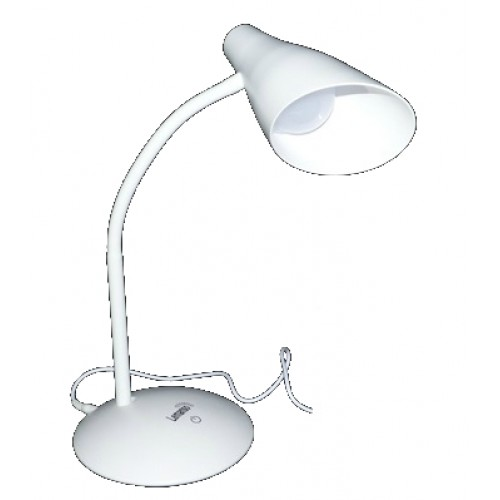 Настольная лампа Lemanso 5W 250LM 6000K белая / LMN082