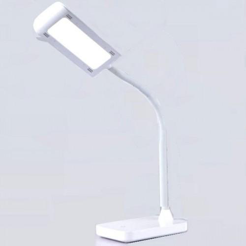 Настольная лампа Lemanso 6,1W 300LM 6000K белая / LMN084
