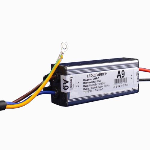 Драйвер Lemanso для 30W прожектора / LMP-3