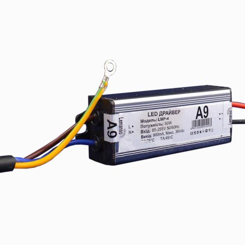Драйвер Lemanso для 50W прожектора / LMP-4