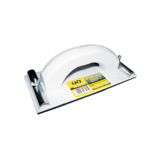 блок шлифовальный 105*230мм (пластиковая ручка) 9110031