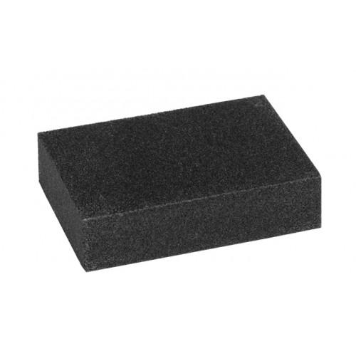 губка шлифовальная мелкозернистая 100*70*25мм (зерно 120/150) 9130031