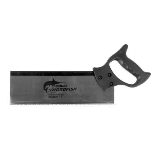 Ножовка по дереву пасовочная Sigma 300мм SWORDFISH (4401411)