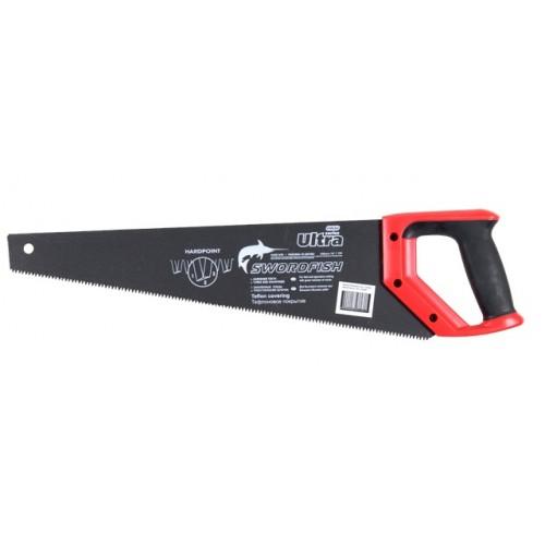 Ножовка по дереву Ultra 500мм с тефлоновым покрытием + чехол (4401542)