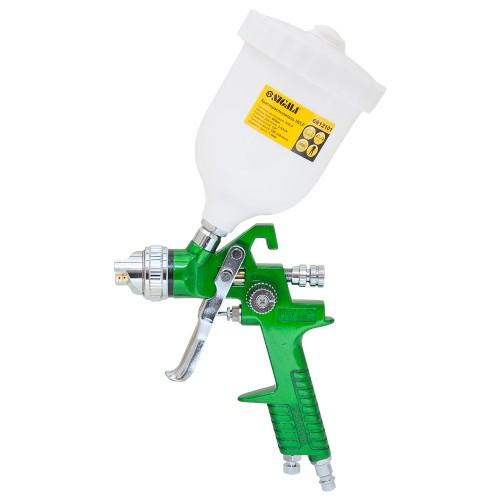 Краскораспылитель Sigma HVLP Ø1.3 с в/б (зеленый) (6812101)