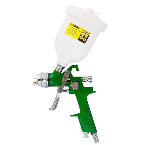 Краскораспылитель Sigma HVLP Ø1.7 с в/б (зеленый) (6812111)