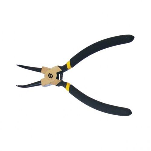 Cъемник стопорных колец Sigma 180мм (внутренние гнутые) (4350021)